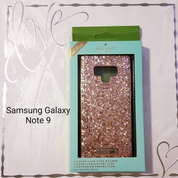 lowest price 62b51 8c1a2 Kate Spade New York Case fits Samsung Galax Note 9